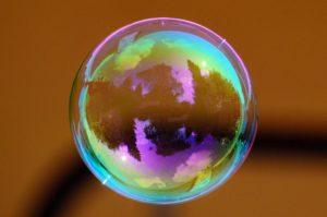 Kule wodne przypominają bańki mydlane (pixabay.com)
